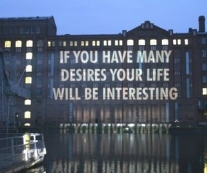 desire, interesting, and quote image