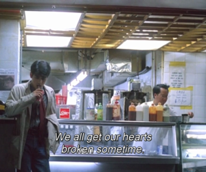 90s, broken, and chungking express image