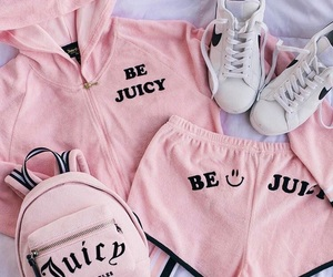 fashion, juicy couture, and outfit image