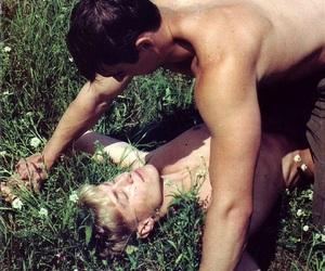 couple, romance, and vintage image
