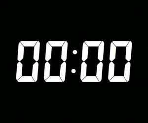 black, midnight, and grunge image