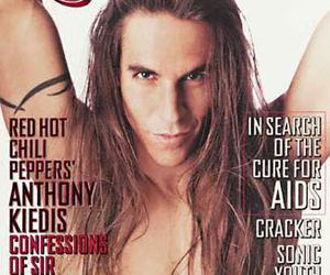 anthony kiedis, cover, and red hot chili peppers image