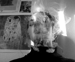 alternative, cigarettes, and indie image