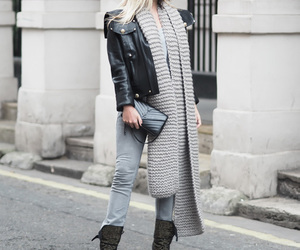 jacket, style, and claire chanelle image