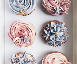 cupcake and muffin image