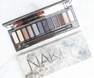 fashion, naked, and makeup image