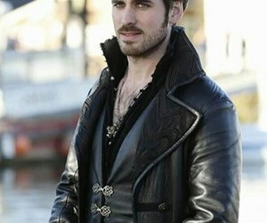 once upon a time, colin o'donoghue, and hook image