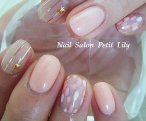 beauty, pastel, and nails image