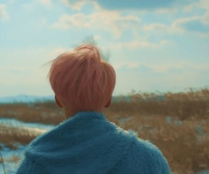 aesthetic, spring day mv, and bts image