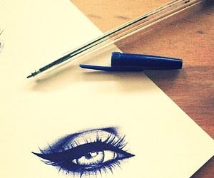 beautiful and eye image
