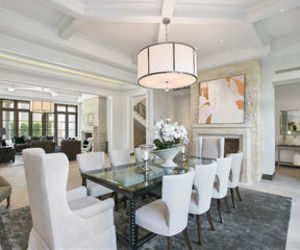 california, design, and dining room image
