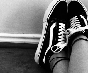 b&w, cool, and legs image