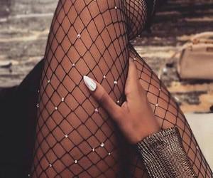 nails girl fashion gun image