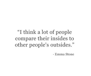 quotes, emma stone, and words image