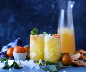 drink, food, and boozy image