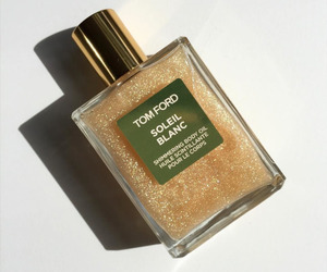 tom ford, beauty, and gold image