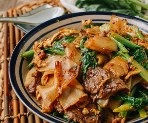 beef, broccoli, and egg image
