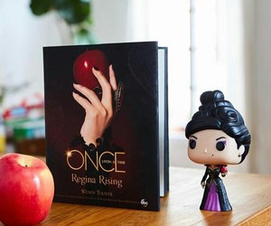 book, doll, and lana parrilla image