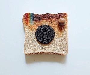 Logo, food, and instagram image