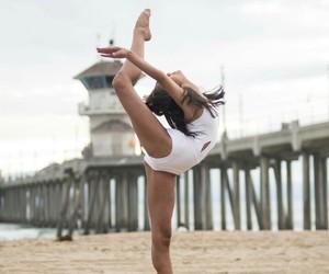 ballerina, ballet, and california image