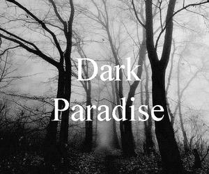black and white, Lyrics, and music image