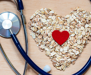 healthy, heart, and oatmeal image