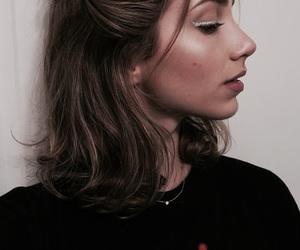 beauty, makeup, and emily rudd image