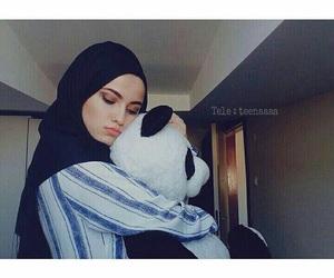 hijab, محجبات, and حجاب image