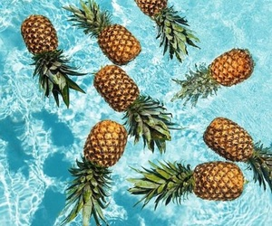 fruit, pineapple, and trend image