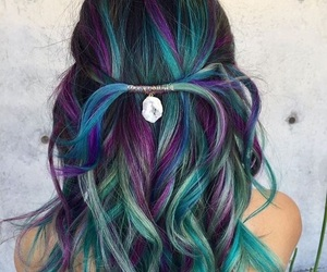 style, hair, and beautiful image