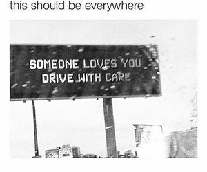 love, drive, and care image