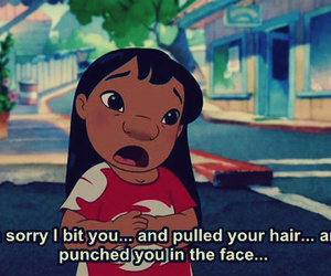 lilo, lilo and stitch, and lol i miss this show image