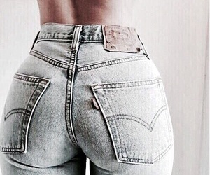 but, cool, and jeans image