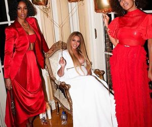 beyoncé, kelly rowland, and solange image
