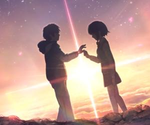 beautiful, manga, and magnifique image