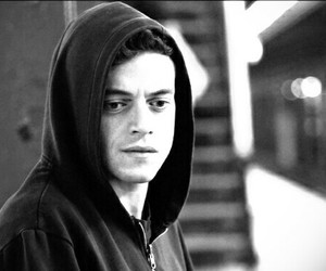 feeling, mr robot, and tv series image