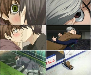 anime, bl, and boy love image