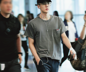 sehun, exo, and handsome image