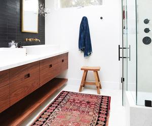 bathroom, house, and inspiration image