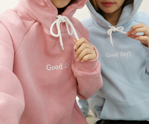 clothes, hoodies, and girly image