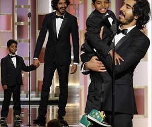Dev Patel, handsome, and indian actor image