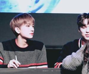 k-pop, vernon, and joshua image