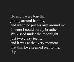 poem, poetry, and quotes image