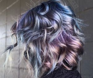 girls, hair, and woman image