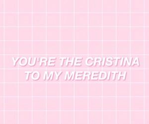 anatomy, cristina, and cristina yang image