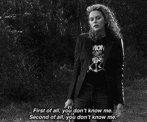 quote, one tree hill, and peyton sawyer image