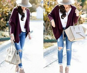 <3, outfit, and outfit cute image