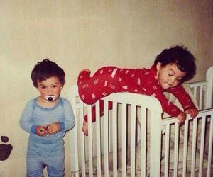 baby, ethan dolan, and grayson dolan image