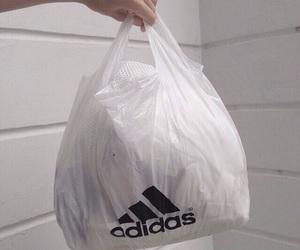 adidas, grunge, and pale image