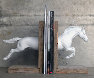 bookend, horseback riding, and english image